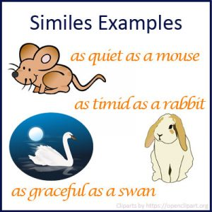 Similes Examples Similes Examples
