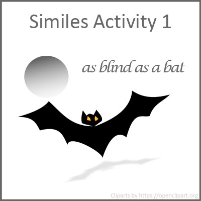 Similes Activity 1