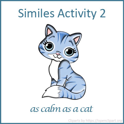 Similes Activity 2
