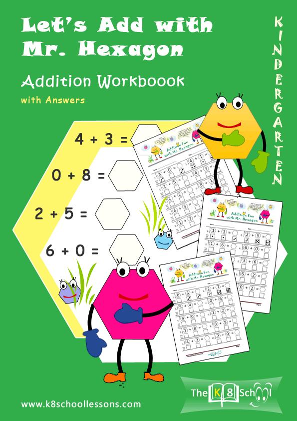Kindergarten Math Workbooks | Kindergarten Worksheets