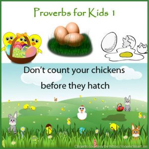 Proverbs Quiz 4 Proverbs for Kids 1