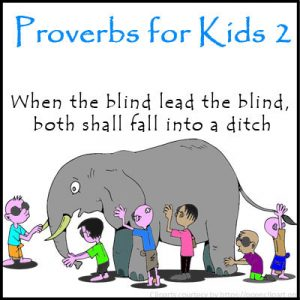 Proverbs Quiz 4 Proverbs for Kids 2