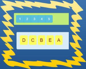 Kindergarten ABC Order Activities 1