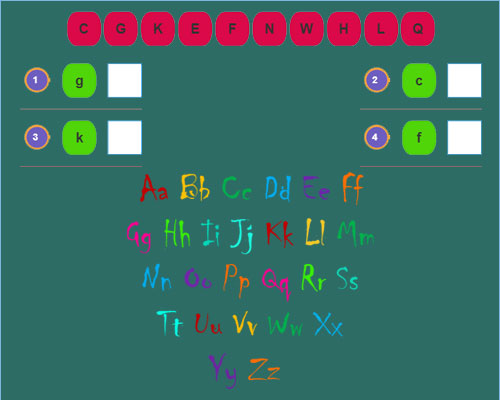 Uppercase and Lowercase Letter Matching Activities 4 Uppercase and Lowercase Letter Matching Activities 4