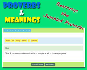 Famous English Proverbs Meanings 1