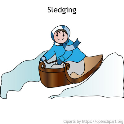 Examples of useful friction - Examples of less friction - We need less friction for sledging
