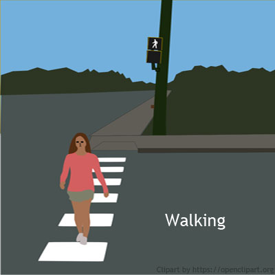 Examples of useful friction: Examples of more friction - We need more friction to walk easily