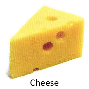List of food good for your teeth - Cheese is good for your teeth
